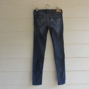 Hollister Super Skinny Stretch Denim Jeans